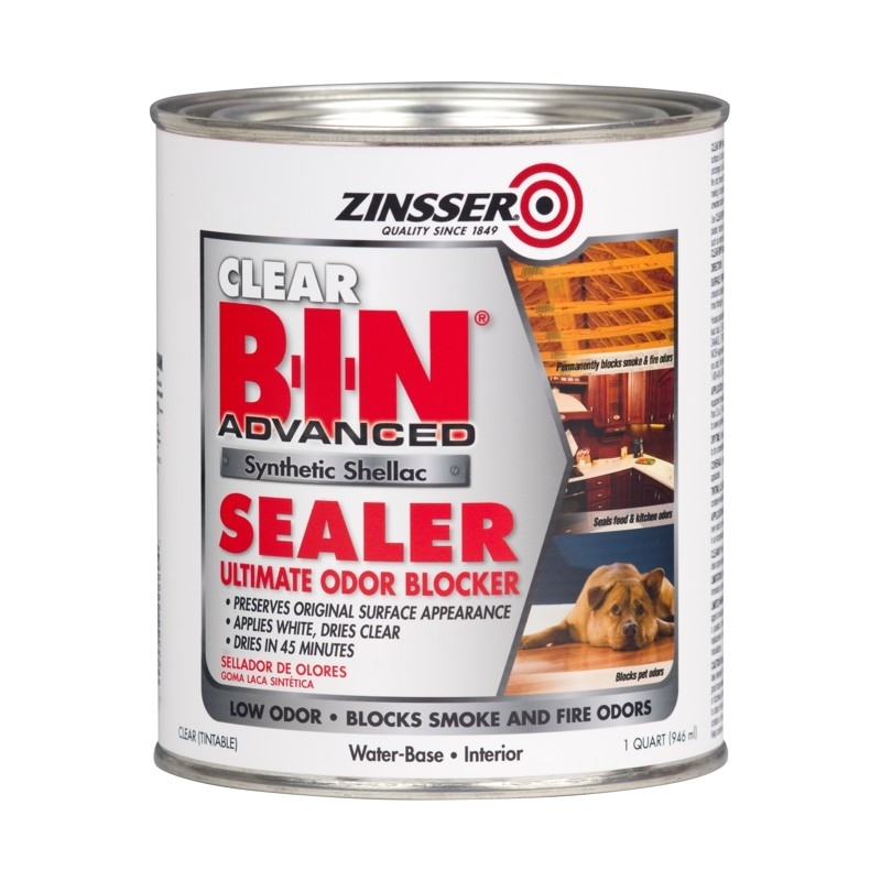 Грунт ZINSSER B-I-N ADVANCED