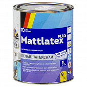 Краска ВД Dufa Retail MATTLATEX PLUS (база 1) 1л