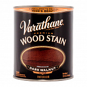 Масло VARATHANE WOOD STAINS темный орех 0,946л